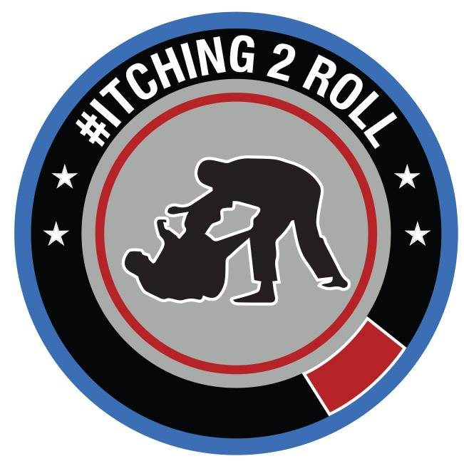 #Itching2Roll